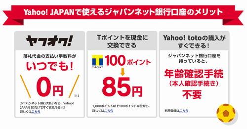 ジャパン ネット 銀行 入金 手数料